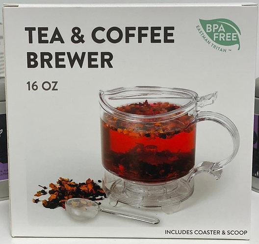 Tea & Coffee Brewer