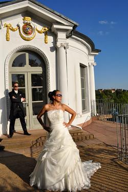 Wedding modern