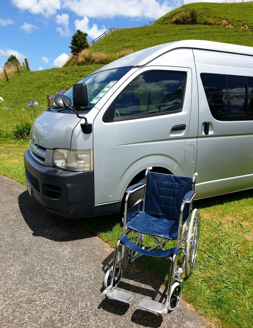 Patient Transport Service - Taranaki and Waikato
