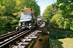 Rail Cart Journey