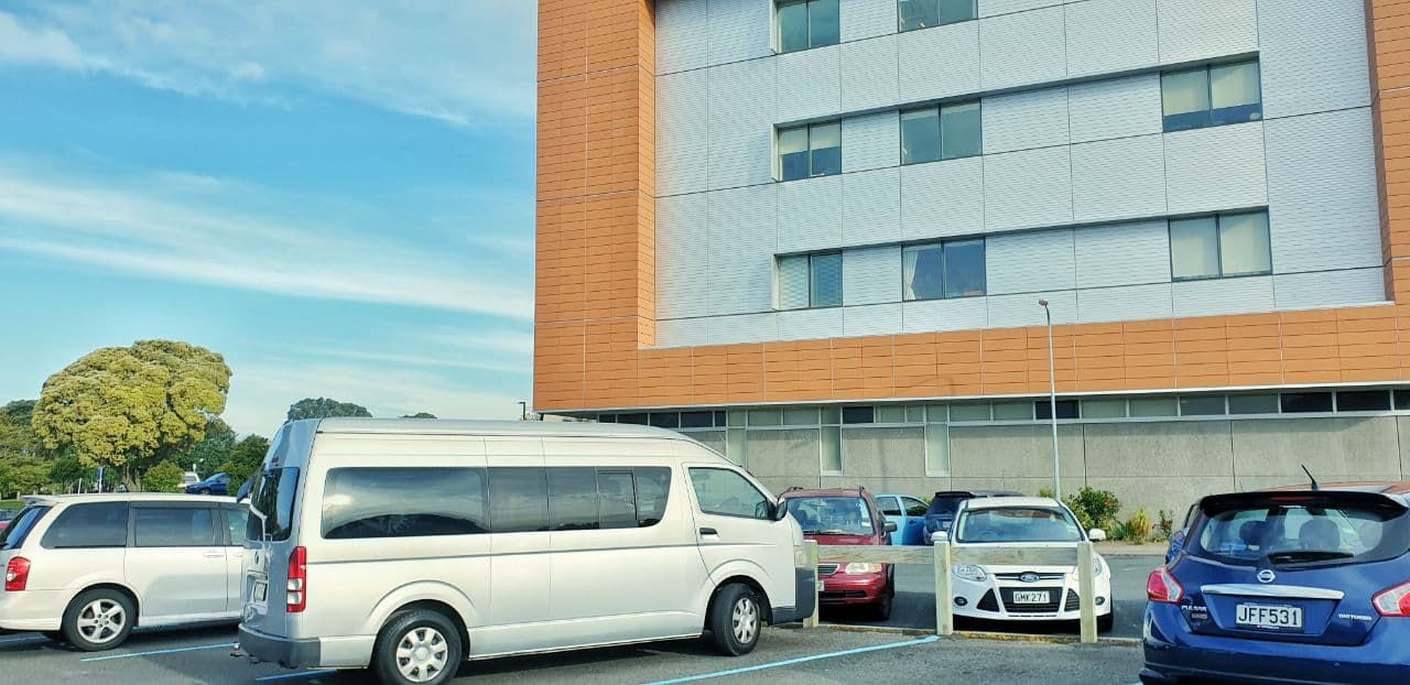 Patient Transport Service - Shuttle at T