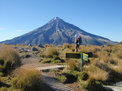 Mount Egmont New Zealand