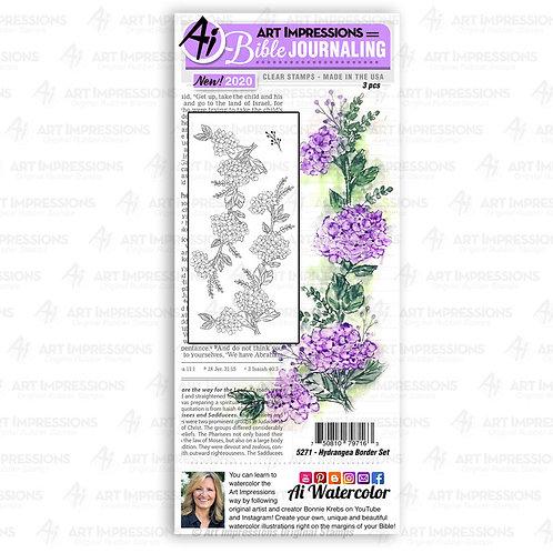 AI5271 - Hydrangea Border Set