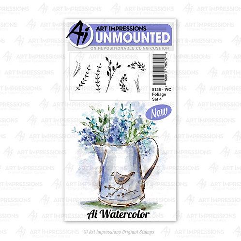 AI5126 - WC Foliage Set 4