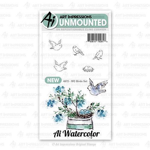 AI4872 - WC Birds Set