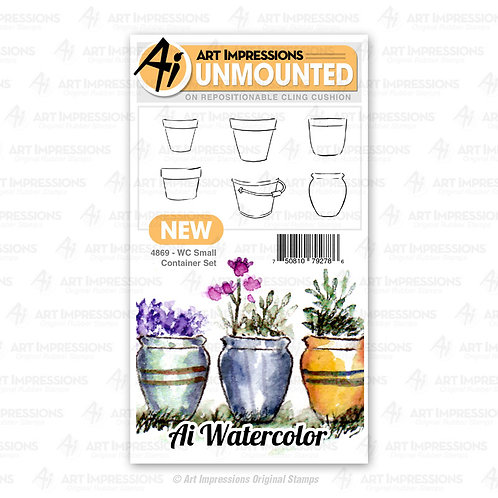 AI4869 - WC Small Container Set