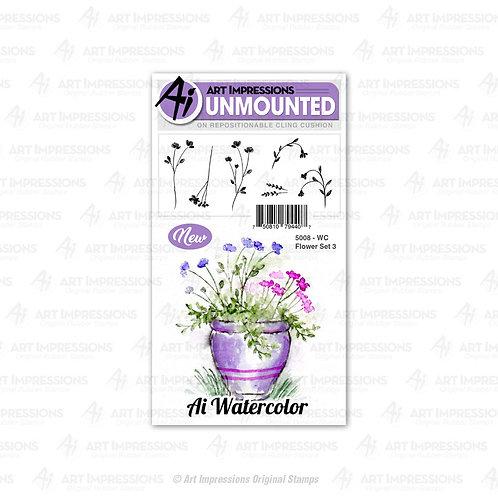 AI5008 - WC Flower Set 3