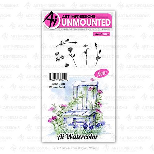 AI5258 - WC Flower Set 4