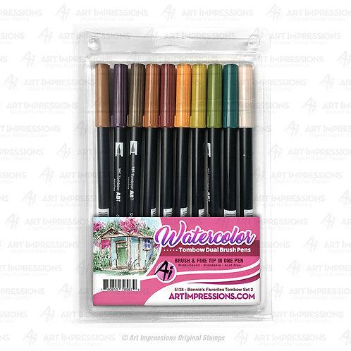 AI5138 - DB Pen Set 10PK - Bonnie's Favorites Set 2