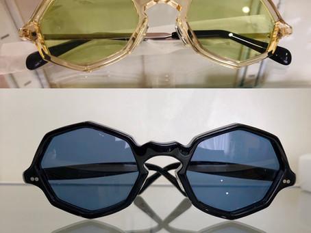 鯖江のグラスデザイナーNarito Takeuchi氏のサングラスの受注会します