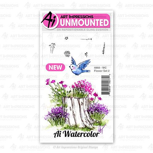 AI4868 - WC Flower Set 2 小さな花のセット