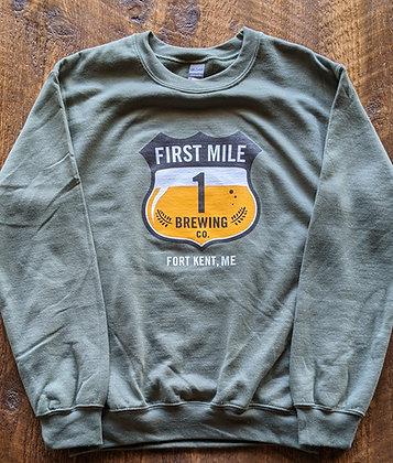 FMB Logo Crewneck Sweater