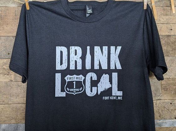 """Drink Local"" Tee"