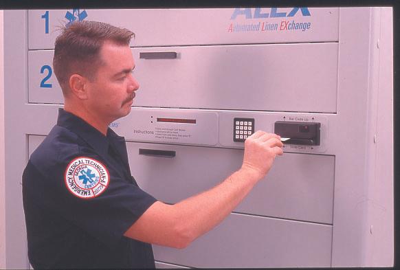 alEx Single Dispense
