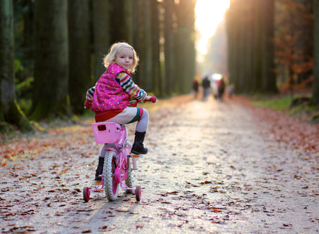 From Training Wheels to Freewheeling
