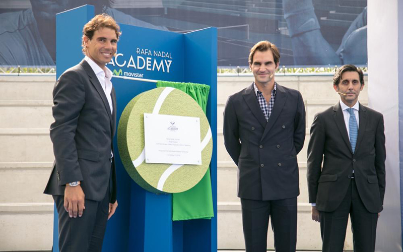 Evento-Rafa Nadal Academy-Di&P