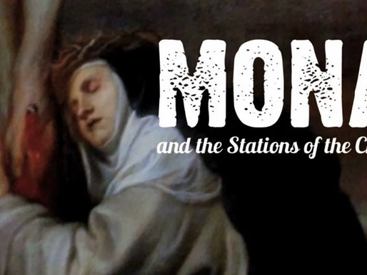Mona and the Stations of the Cross short film