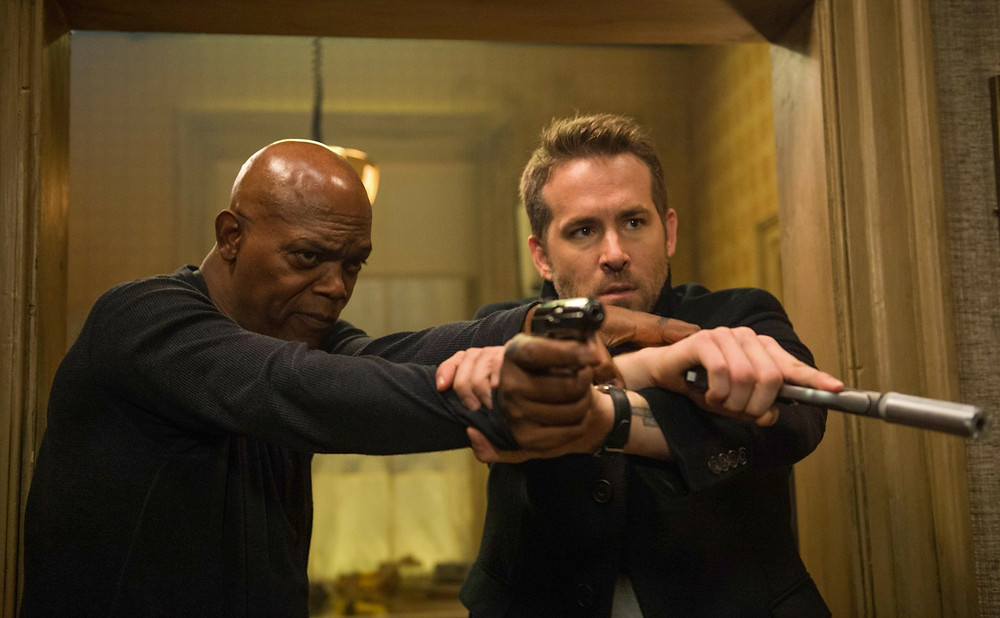 The Hitman's Bodyguard film review UK