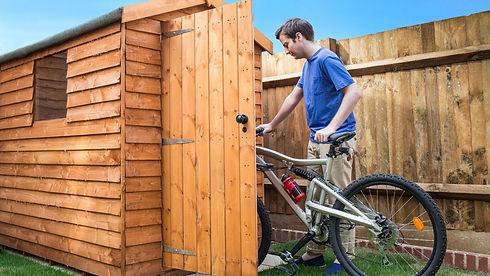 Bike Sheds in Kent