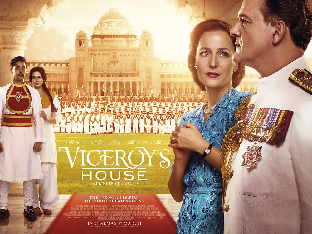 Viceroy's House film review UK