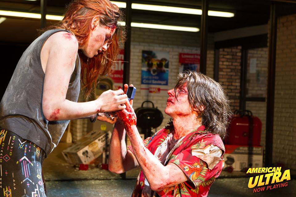 American Ultra UK Film Review