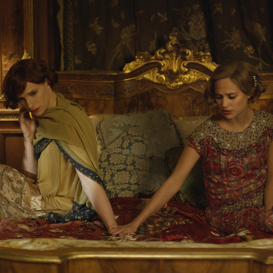 The Danish Girl film review UK