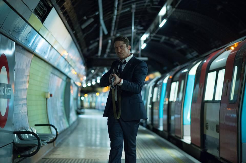 London Has Fallen film review UK