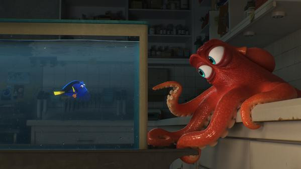 Finding Dory UK Film Review