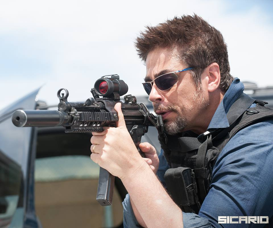 Film review Sicario