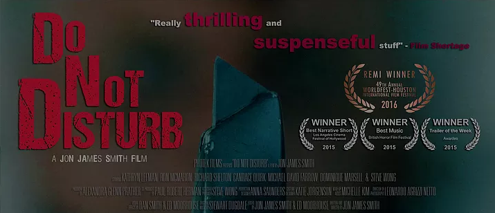 Do Not Disturb short film review