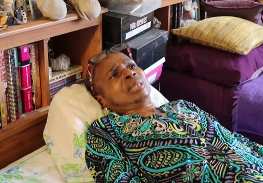 Jean Powe Stevens Johnson Syndrome Survivor documentary film
