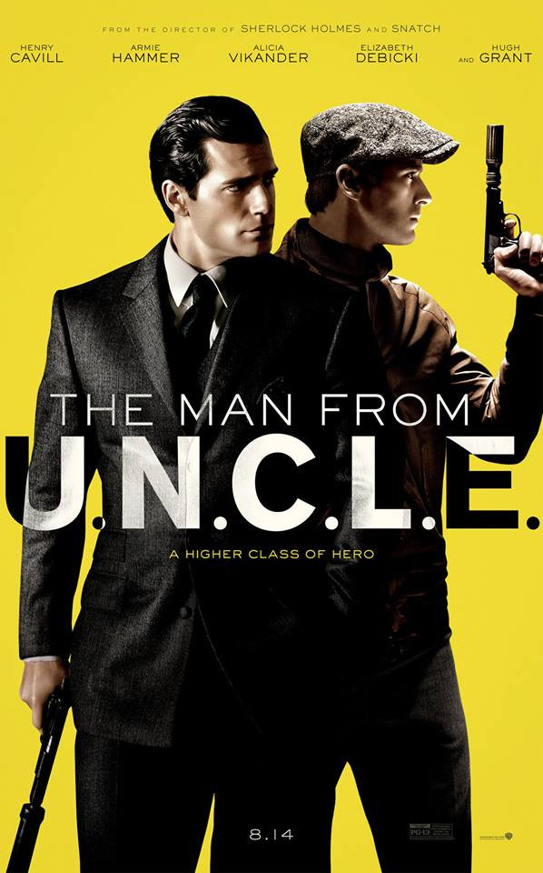 UK Film Review Man from UNCLE