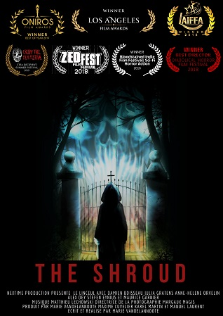 The Shroud UK Film Channel