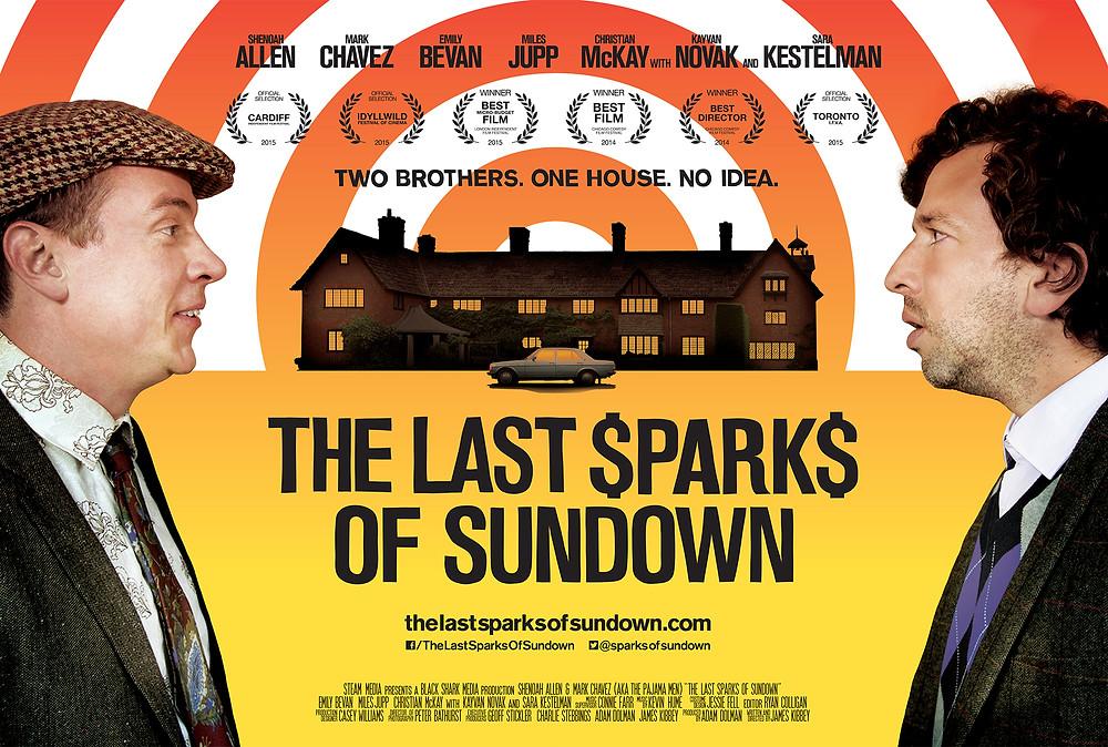 Last sparks of sundown UK Film Review