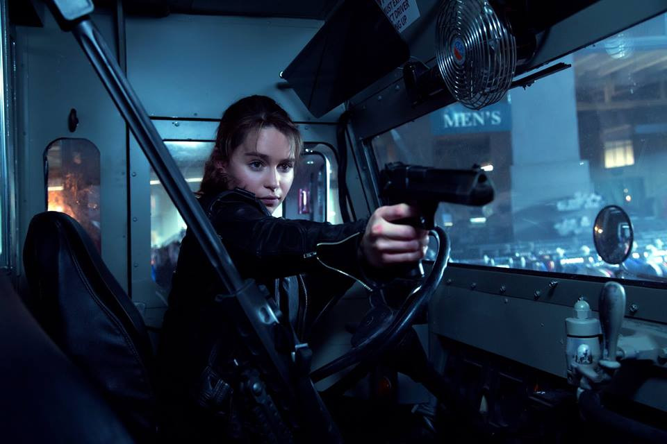 UK Film Review Terminator Genisys