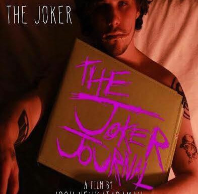 The Joker Journal short film