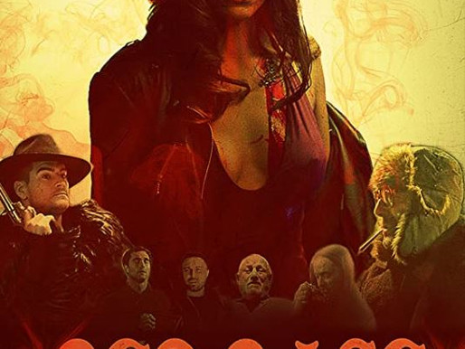 Red Rage film review