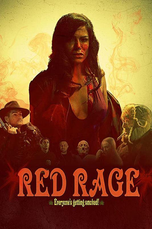 Red Rage movie poster