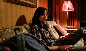 Jocelin Donahue in The House of the Devil film review