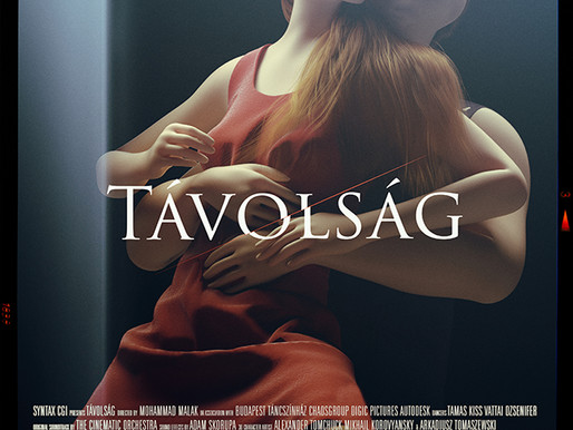 Tavolsag short film