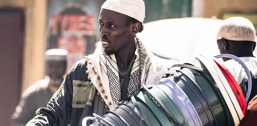 Barkhad Abdi Eye in the Sky