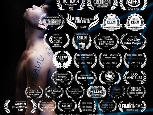Iridescence short film