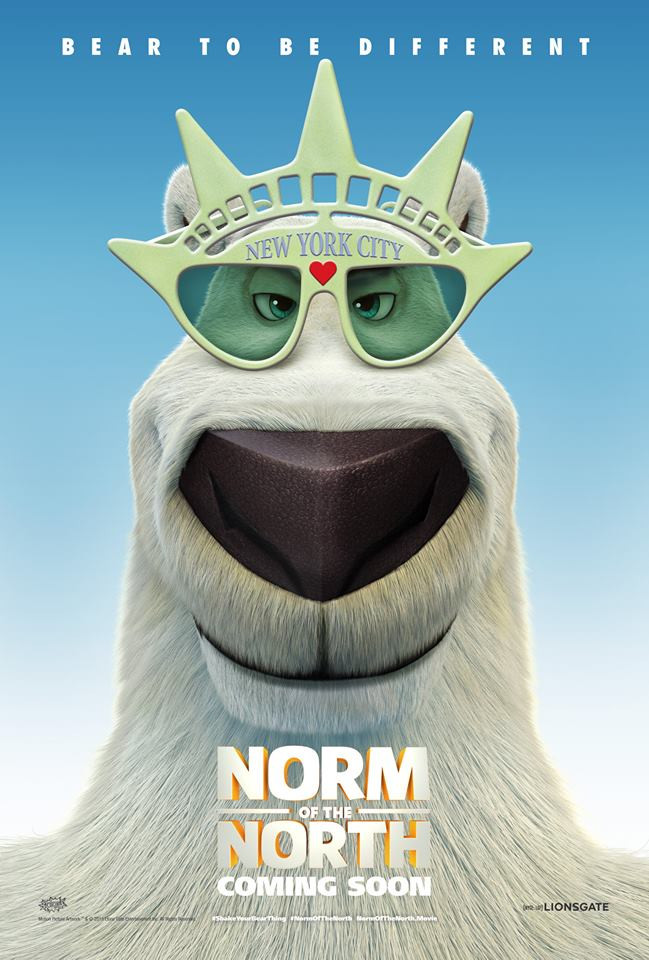 Film review Norm of the North