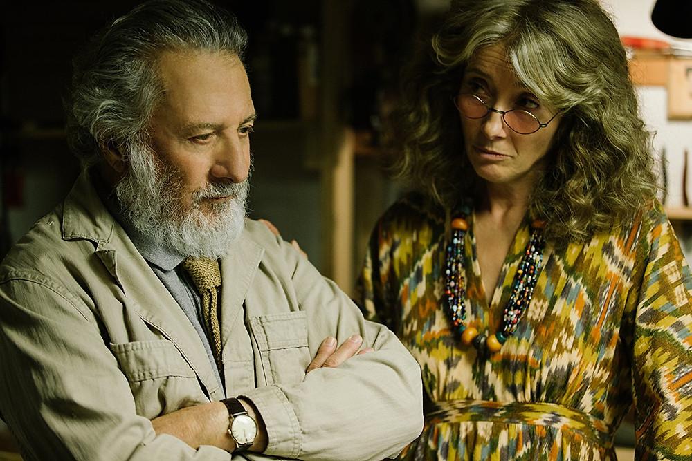 The Meyerowitz Stories Netflix Film Review