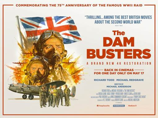 Dam Busters 4K