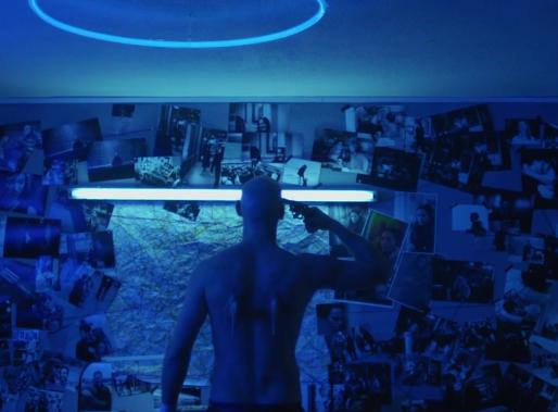 Neon short film