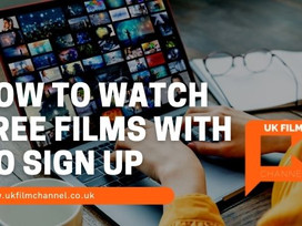 Free Online Films With No Sign Up