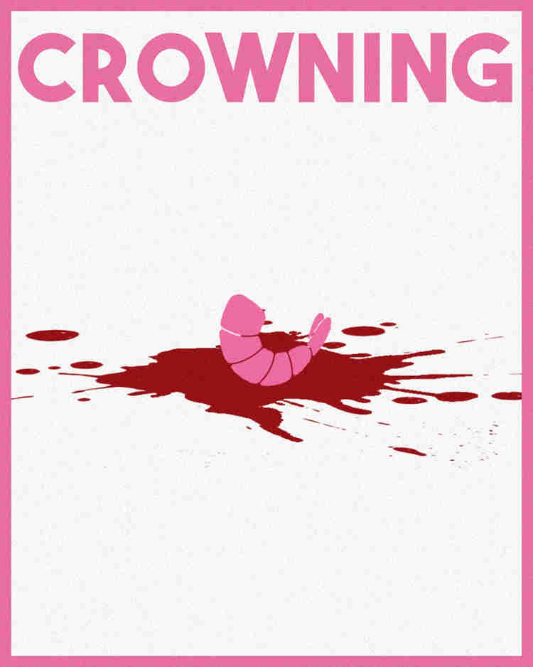 Crowning movie poster