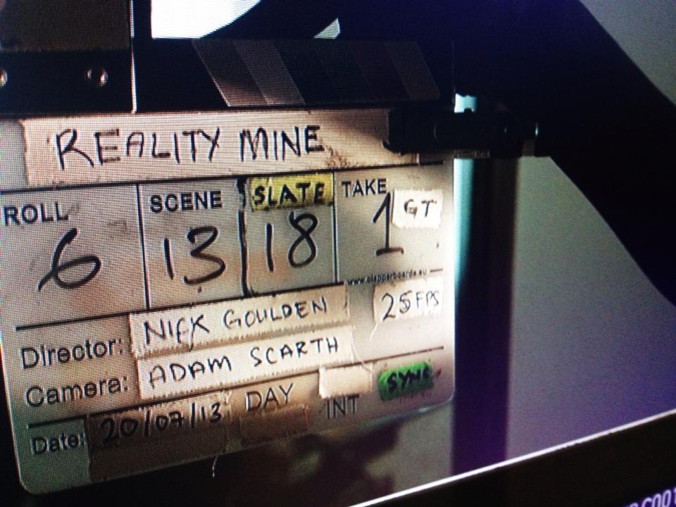 short film Reality Mine