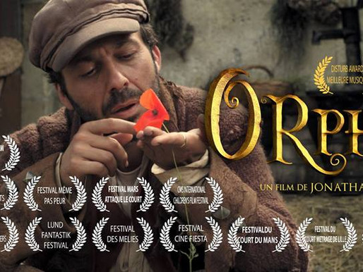 Orphyr short film